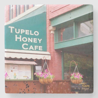 Tupelo Honey Cafe,Asheville North Carolina,Coaster Stone Coaster