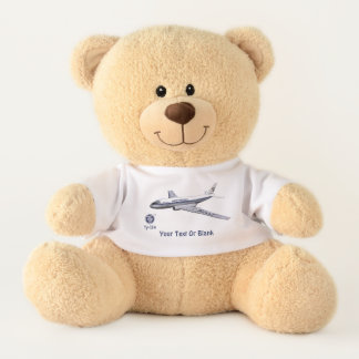 Tupolev (Туполев) Tu-104 Airliner Teddy Bear