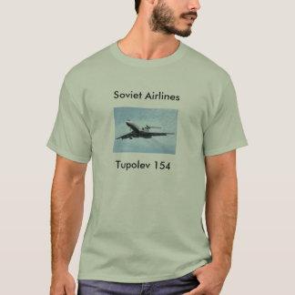 Tupolev 154 shirt