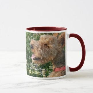 Tuppins Portrait Coffee Mug