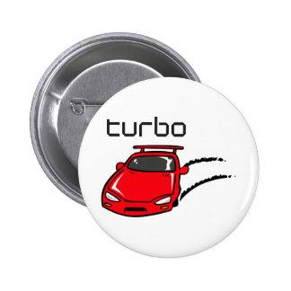 TURBO CAR PIN