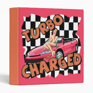 Turbo Charged Hot Rod Avery Binder