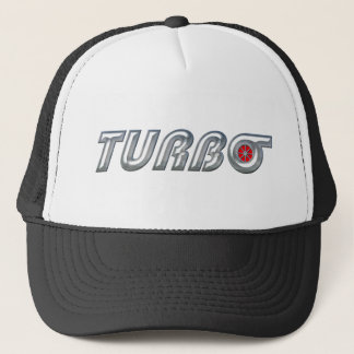 Turbo Graphic Trucker Hat