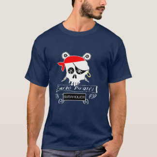 Turbo Pirates Subaholics T-Shirt