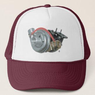 Turbocharger Trucker Hat