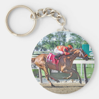 Turco Bravo wins the Flat Out Basic Round Button Keychain