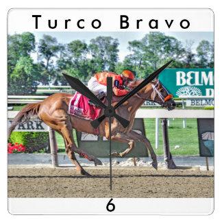 Turco Bravo wins the Flat Out Clocks