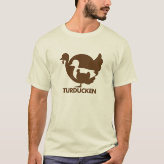Turducken Brown T-Shirt
