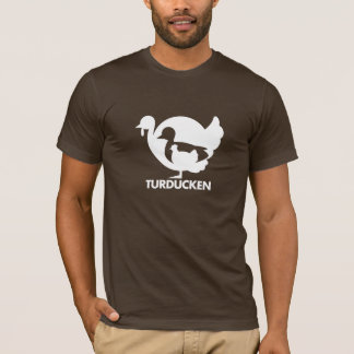 Turducken White T-Shirt