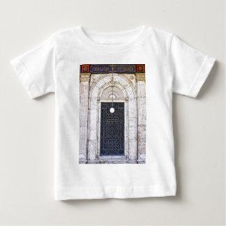 Türgitter of the Sultan Ali mosque in Cairo Baby T-Shirt