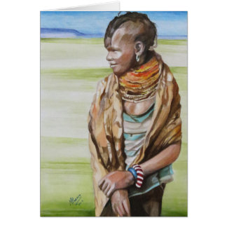Turkana Child Card