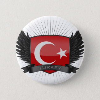 TURKEY 2 INCH ROUND BUTTON