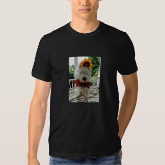 Turkey Bowtie Westie T Shirt