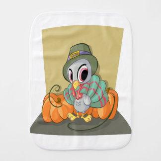 turkey burp cloth
