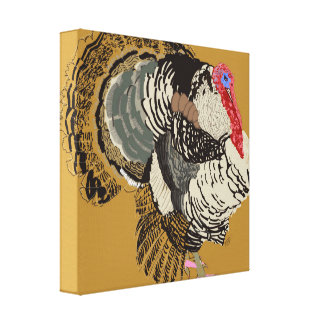 Turkey Canvas Print