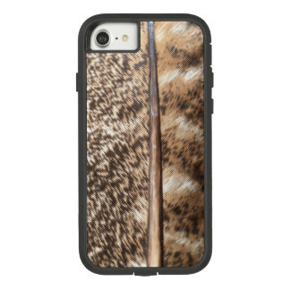 Turkey Feather Phone Case