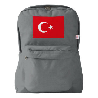 Turkey Flag Backpack
