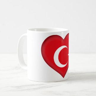 Turkey Flag Coffee Mug