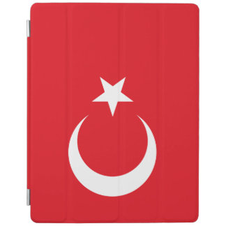 Turkey Flag iPad Cover