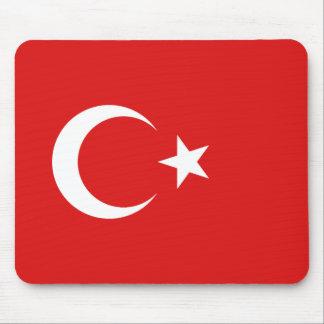 Turkey Flag Mousepad