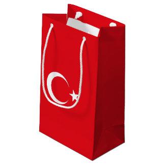 Turkey Flag Small Gift Bag