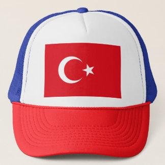 Turkey Flag Trucker Hat