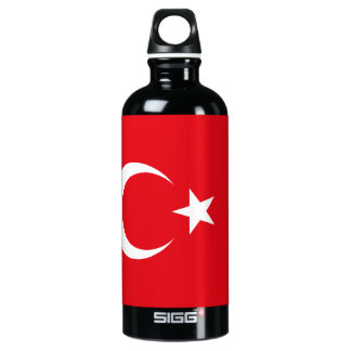 Turkey Flag Water Bottle