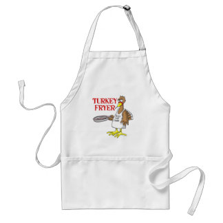 TURKEY FRYER STANDARD APRON