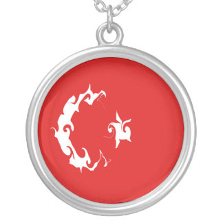 Turkey Gnarly Flag Jewelry