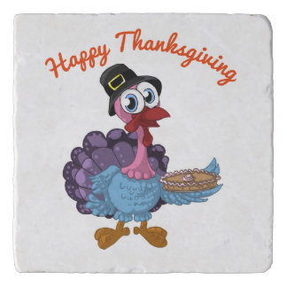 Turkey Holding Pie Trivet