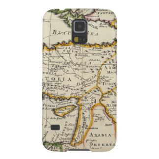 Turkey in Asia or Asia Minor Galaxy S5 Covers