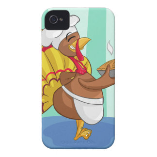 turkey iPhone 4 cover