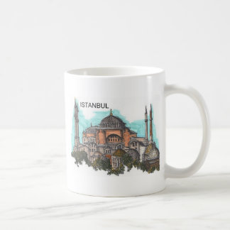 Turkey Istanbul Hagia Sophia (by St.K) Coffee Mug