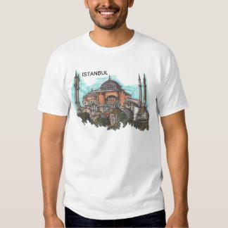 Turkey Istanbul Hagia Sophia (by St.K) Tees