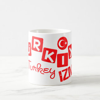 TURKEY IZMIR mug - choose style & color