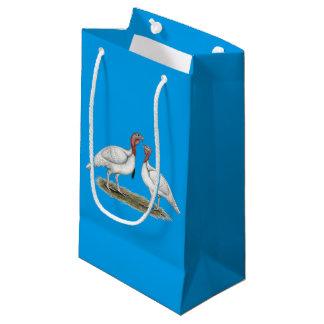 Turkey Mini Whites Small Gift Bag