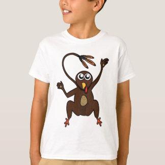 Turkey Monkey T-Shirt