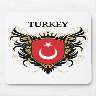 Turkey personalize mouse mat