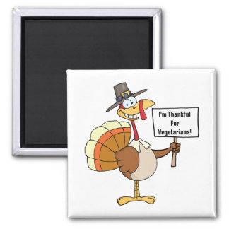 Turkey Pilgrim Sign Magnet