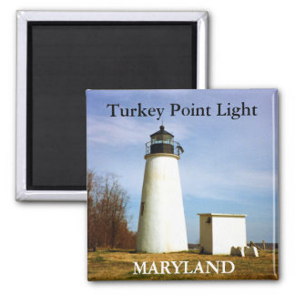 Turkey Point Light, Maryland Magnet