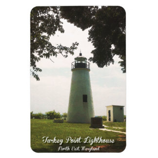 Turkey Point Lighthouse Magnet