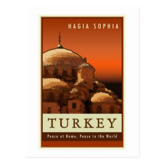 Turkey Postcard