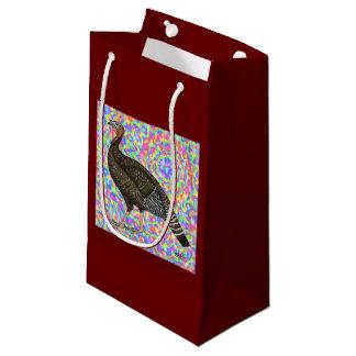 Turkey Rainbow Small Gift Bag