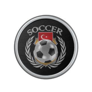 Turkey Soccer 2016 Fan Gear Bluetooth Speaker
