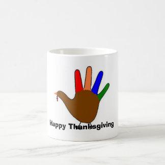 turkey, Thanksgiving Coffee Mug