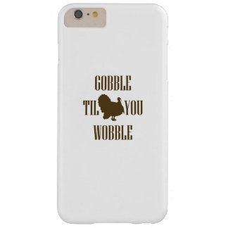 Turkey Thanksgiving Funny Gift Barely There iPhone 6 Plus Case
