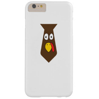 Turkey Tie Thanksgiving For Boy And Man Gift Barely There iPhone 6 Plus Case