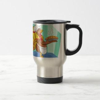 turkey travel mug