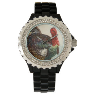 Turkey Vintage Thanksgiving Watch
