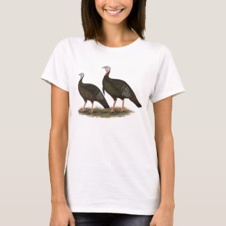 Turkeys Eastern Wild Pair T-Shirt